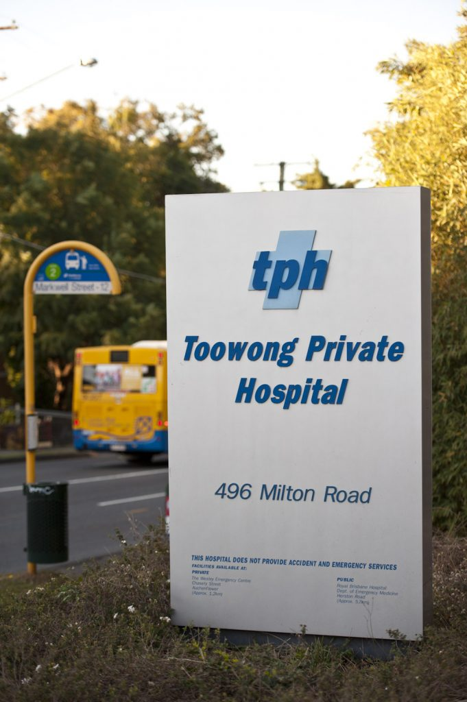 About Us – Toowong Private Hospital